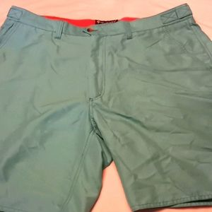 WEEKENDERS TURQUOISE LAND AND SEA SHORTS